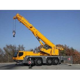 Оренда автокран Liebherr 90 тонн 1090