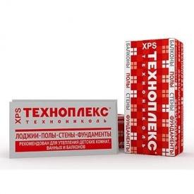 Екструдований пінополістирол Техноніколь ТЕХНОПЛЕКС XPS 20 мм