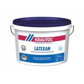 Краска латексная интерьерная Krautol LATEXAN В1 10 л