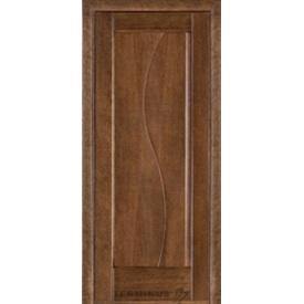 Межкомнатная дверь TERMINUS Modern Модель 16 глухое полотно дуб браун