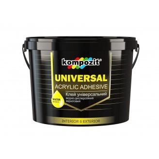 Клей акриловый Kompozit UNIVERSAL 3,5 кг
