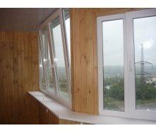 Изготовление и монтаж металлопластикового окна с профильной системой WDS