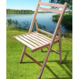 Стул Пикник Микс-мебель 430х400х830 мм светлый