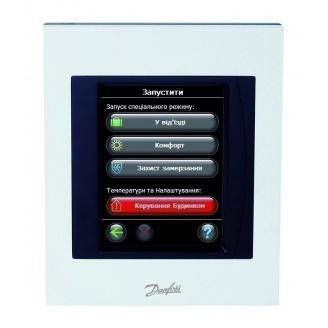 Центральна панель DEVI DEVIlink™ CC WiFi+PSU з ІП