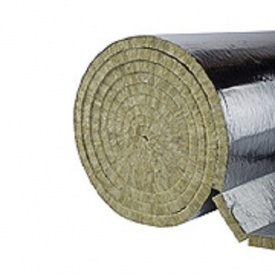 Мат ламельный PAROC Hvac Lamella Mat AluCoat 35 60 мм