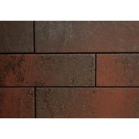 Фасадна плитка клінкерна Paradyz SEMIR BROWN 24,5x6,6 см