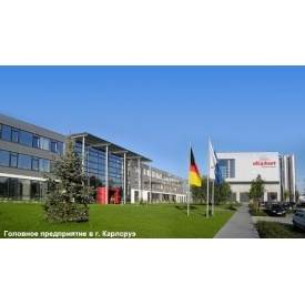 Виготовлення металопластикового вікна з німецького профілю Aluplast