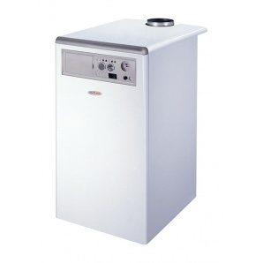 Котел газовий Nova Florida Altair RTN E 32 32 кВт 850х450х625 мм білий