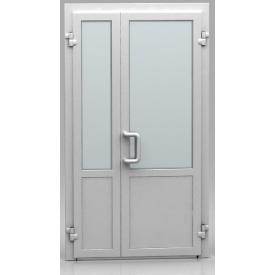 Вхідні двері двостулкові 1200х2000 мм