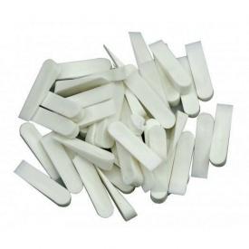 Клини маленькі пластмасові 100 шт