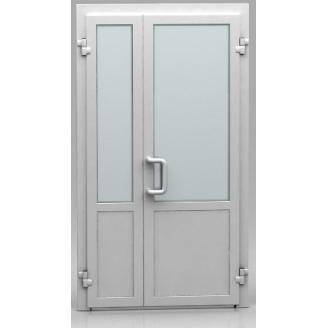 Входные двери двухстворчатые 1200х2000 мм