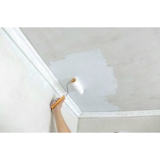 Покраска потолка дома