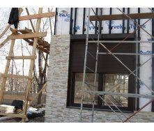 Оздоблення фасаду будівлі