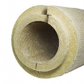Базальтовый цилиндр PAROC Pro Section 100 35 мм 20 мм