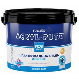 Шпатлевка Акрил-Путц 27 кг