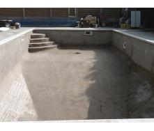 Строительство железобетонных бассейнов