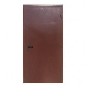 Вхідні двері Portala Економ металева 850х2000 мм