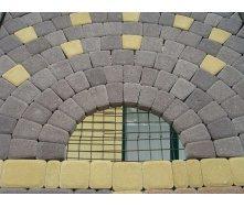 Тротуарная плитка Brukland Римский камень 60 мм