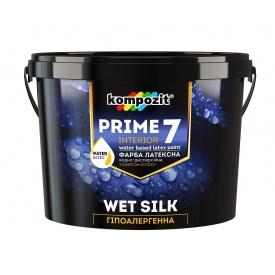 Краска интерьерная Kompozit PRIME С шелковисто-матовая 0,9 л