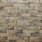 Гипсовая плитка декоративная Rustika Оксфорд 250x50 мм винтаж