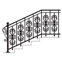 Ковані сходи, перила