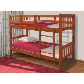 Двухъярусная кровать Бай-бай Микс-мебель 1700х800х2000 мм