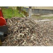 Аренда дереводробилки веток