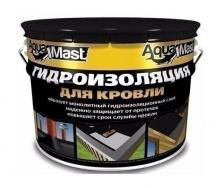 Мастика ТехноНИКОЛЬ AquaMast битумно-резиновая 10 кг
