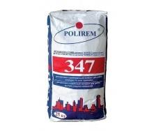 Штукатурка декоративная POLIREM 347 короед 25 кг белый