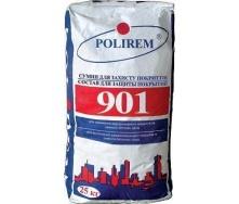 Смесь защитно-декоративная Polirem 901 25 кг