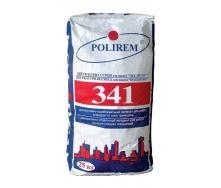 Штукатурка декоративная POLIREM 341 под шубу 25 кг белый