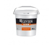 Декоративная силиконовая штукатурка Kleyzer СL 175 SB Барашек финишная 25 кг белая