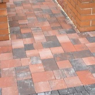 Тротуарная плитка Золотой Мандарин Плац 160х60 мм равенна