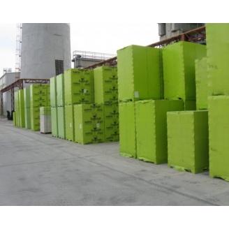 Газоблок Стоунлайт Паз-гребень 600х200х300 мм 2 сорт