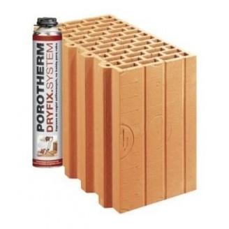 Керамический блок Porotherm 30 R Dryfix 300x174x249 мм