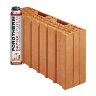 Керамический блок Porotherm PTH 44 1/2 P+W Dryfix 440x124x249 мм