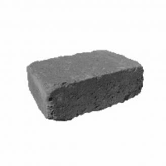 Камень Золотой Мандарин Антик 200х100х90 мм серый