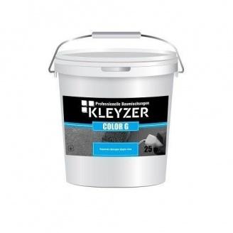 Фасадная акриловая краска Kleyzer COLOR G 20 кг белая