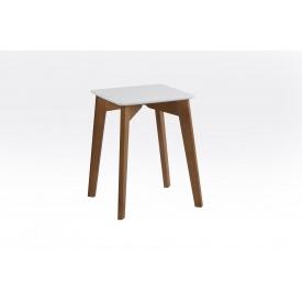 Табурет Сингл Микс-мебель 450 мм ножки орех