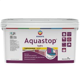 Готова до застосування гідроізоляційна мастика Aquastop Hydro 7 кг