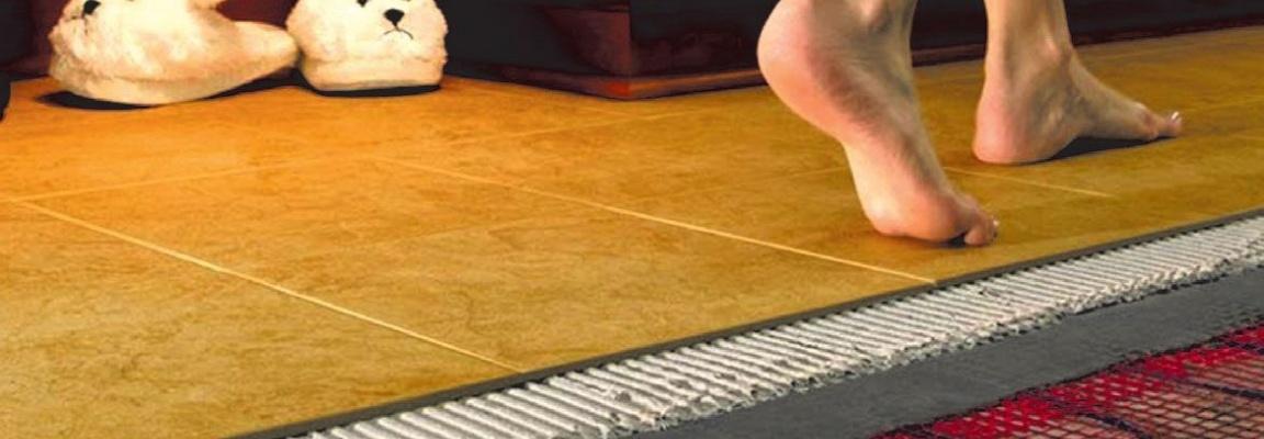 Електричний тепла підлога Devi