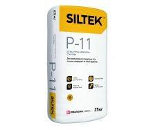 Штукатурка цементная стартовая  SILTEK Р-11 25 кг