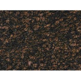 Гранитная плита TAN BROWN 3 см черно-коричневый