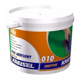 Штукатурка KREISEL Akrytynk 010 баранець 1,5 мм 25 кг