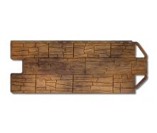 Фасадная панель Альта-Профиль Каньон 1160х450х20 мм Канзас