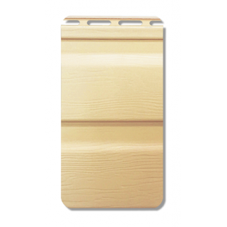 Сайдинг виниловый Альта-Профиль Flex двухпереломный 3660х230x11 мм ржаной