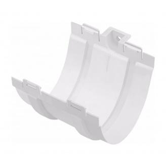 Муфта желоба Альта-Профиль Стандарт 115 мм белый