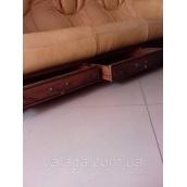 Шкіряний диван і 2 крісла Leon, шкіряні меблі