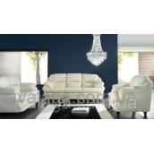 Шкіряний диван і крісла Sara. меблі з Європи, шкіряні меблі Польща