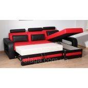 Шкіряний кутовий диван Skipper A, кожаная мебель